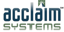 Acclaim Systems Logo